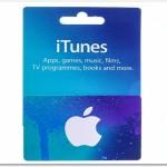 LINEスタンプのプレゼントはiTunesカードでできるの?